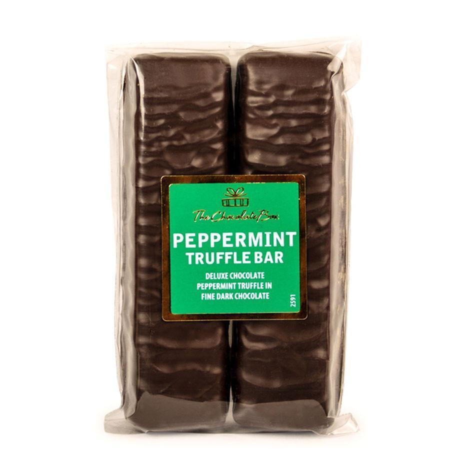 Bars, Peppermint Truffle 2-pack, Dark Chocolate 90g