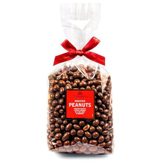 Peanuts, Milk Chocolate 1kg Bag