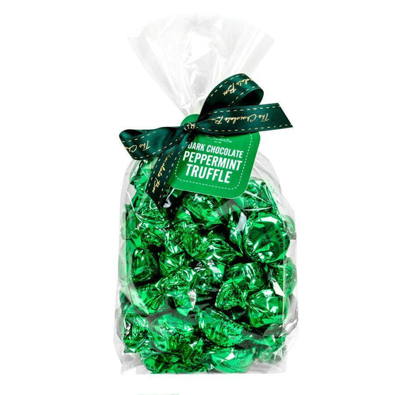 Mint Truffles, Dark Chocolate Gift Bag 350g