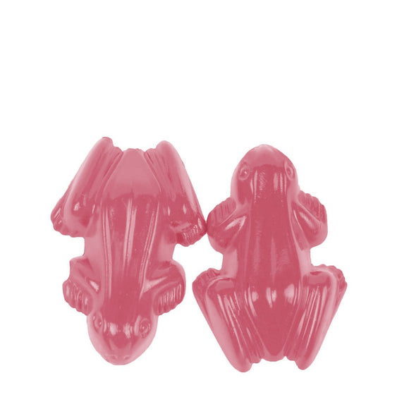 Ruby Frog Twin Pack, Made from Belgian Ruby Chocolate 40g