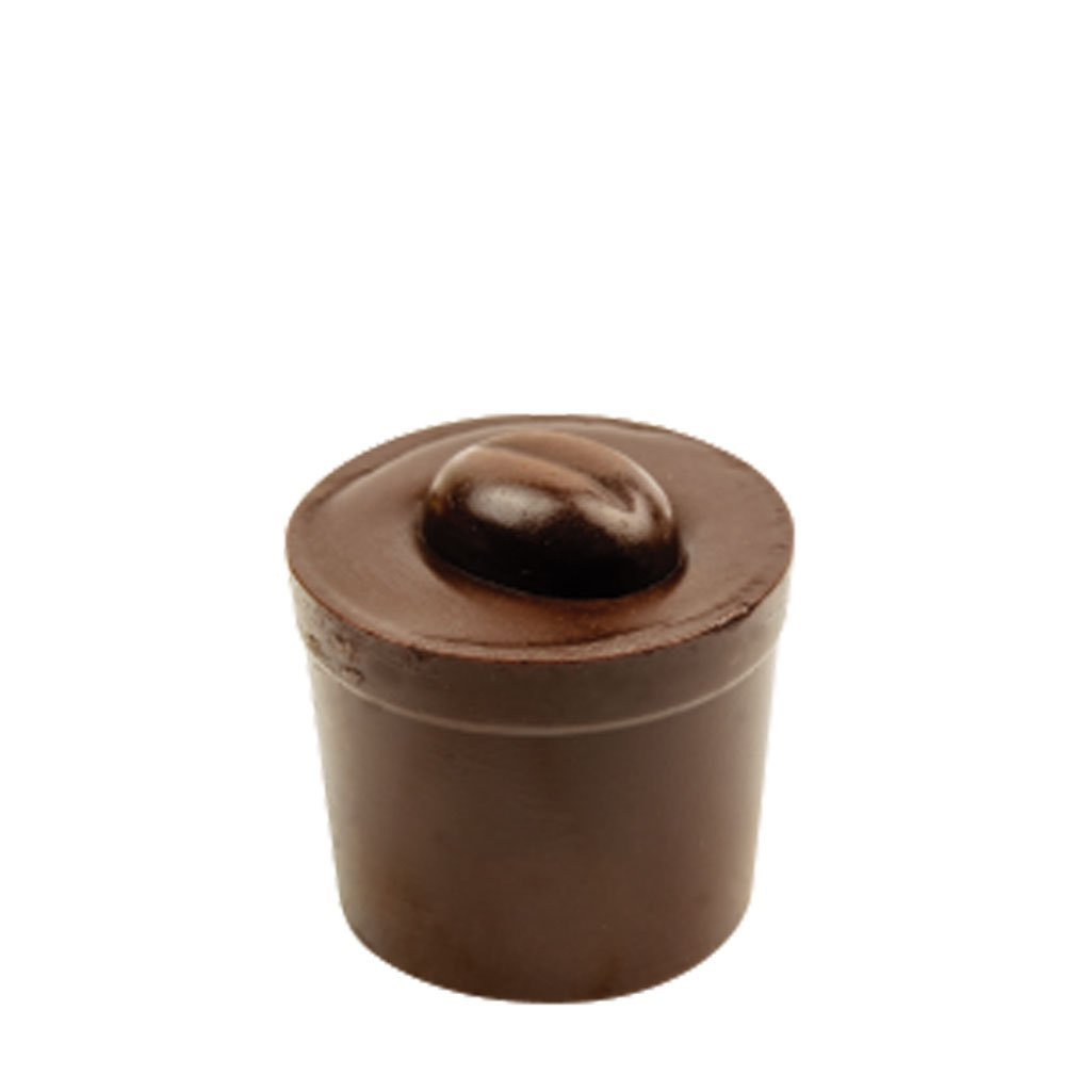 Gourmet Chocolate Short Black Cup