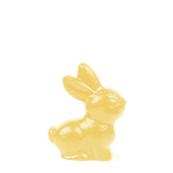 White Chocolate Novelty Sitting Bunny 70g