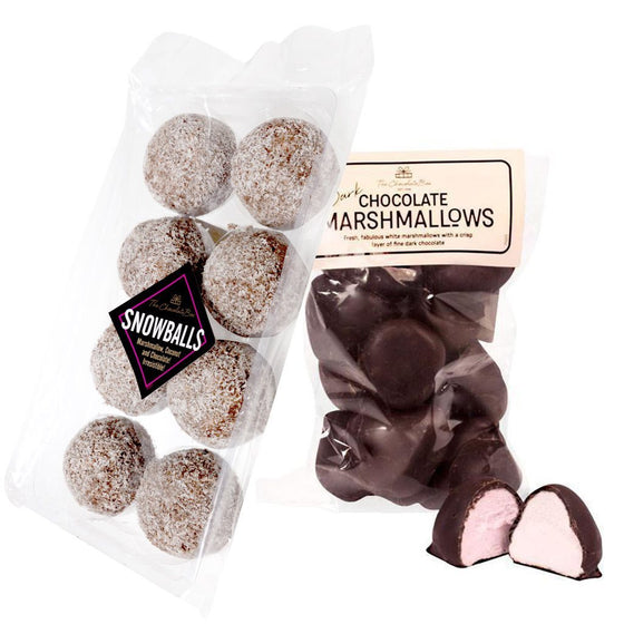Winter Marshmallow & Snowballs Bundle