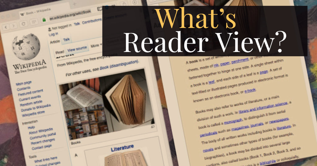What's Reader View For Google Chrome and How Does it Help Screen Reader Users?