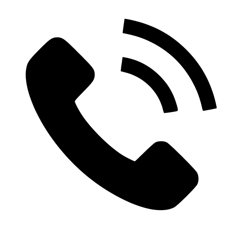 Icon of a ringing phone