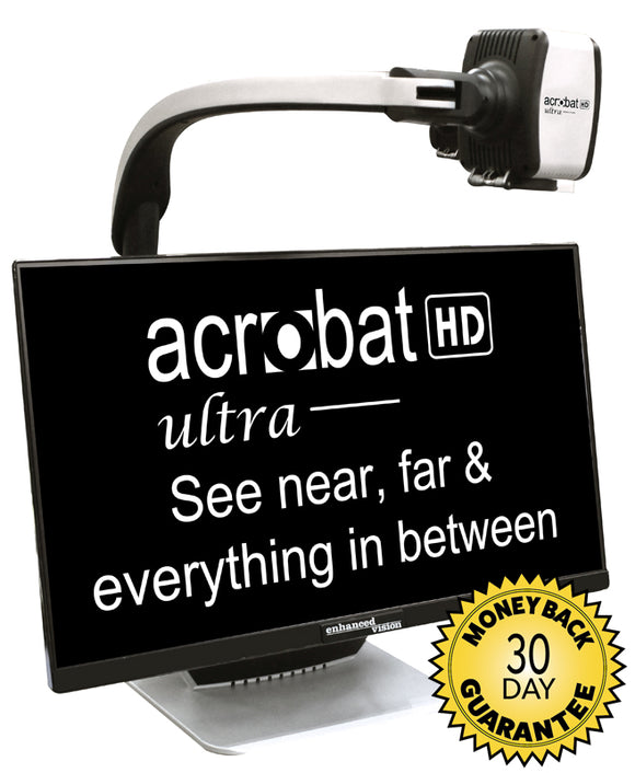 Acrobat HD ultra Electronic Magnifier