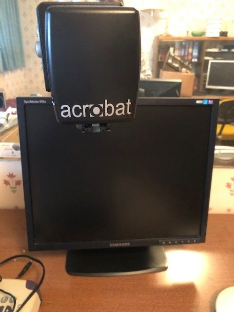 Gently Used Acrobat 19