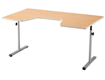 Adjustable Therapy Table with Comfort Curve