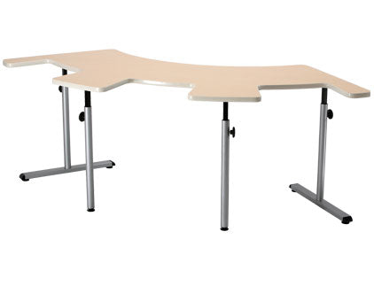 Adjustable Therashape Table with Comfort Curves