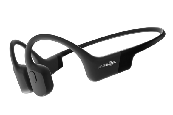 Aftershockz Aeropex Bone Conduction Headphones