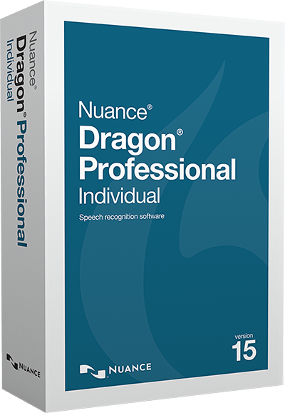 Dragon Naturally Speaking Pro Individual 15 - Electronic Delivery