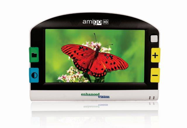 Amigo HD Portable Electronic Magnifier picture