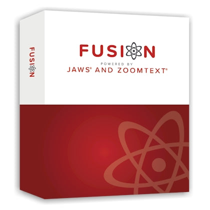 Image of the Fusion Software Box