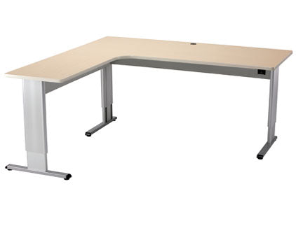Infinity Adjustable L-shape Desk
