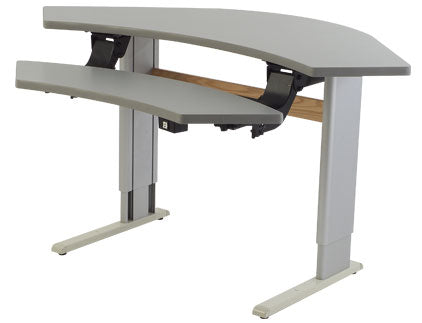 Infinity Adjustable Corner Workstation