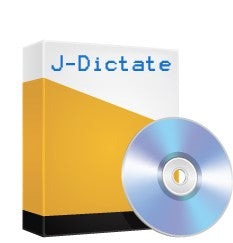 Image of J-Dictate Software Box