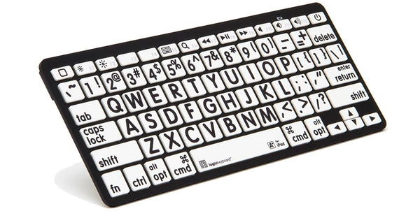 Image of Large Print Bluetooth Mini Keyboard
