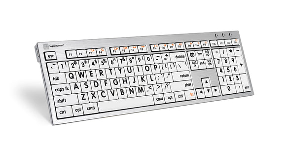 Alba MAC Large Print Keyboard