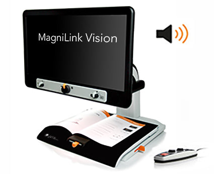Image of the Magnilink Vision with Text To Speech