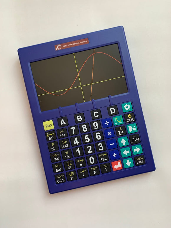 Sci-Plus 3500 Large Print Talking Graphing Calculator