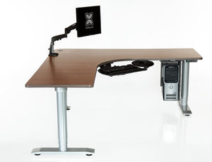 Vox Adjustable Perfect Corner Desk