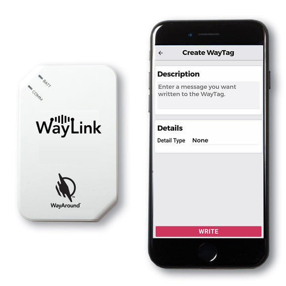 WayLink Scanner
