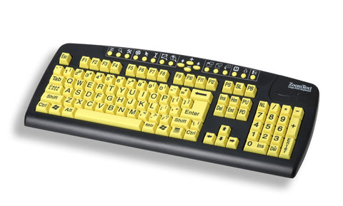 ZoomText Large Print Keyboard product picture