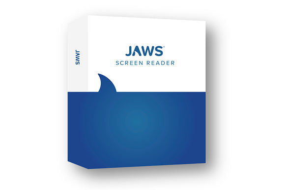Image of JAWS Software box