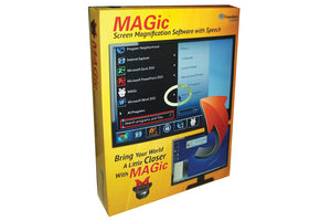 MAGic software box