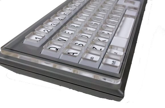 Chester Creek Keyguard without Function Keys