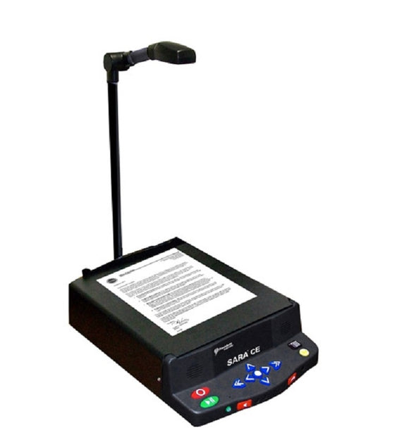 Image of the SARA CE Scanning and Reading Machine