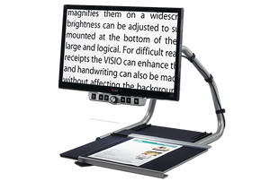 Image of the Visio 22 Desktop Magnifier