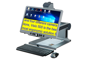 Image of the Visio500 Magnifier