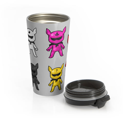Aren & Friends Stainless Steel Travel Mug