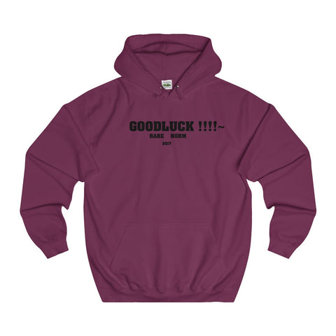 GoodLuck Pullover Hoodie - Rare Norm