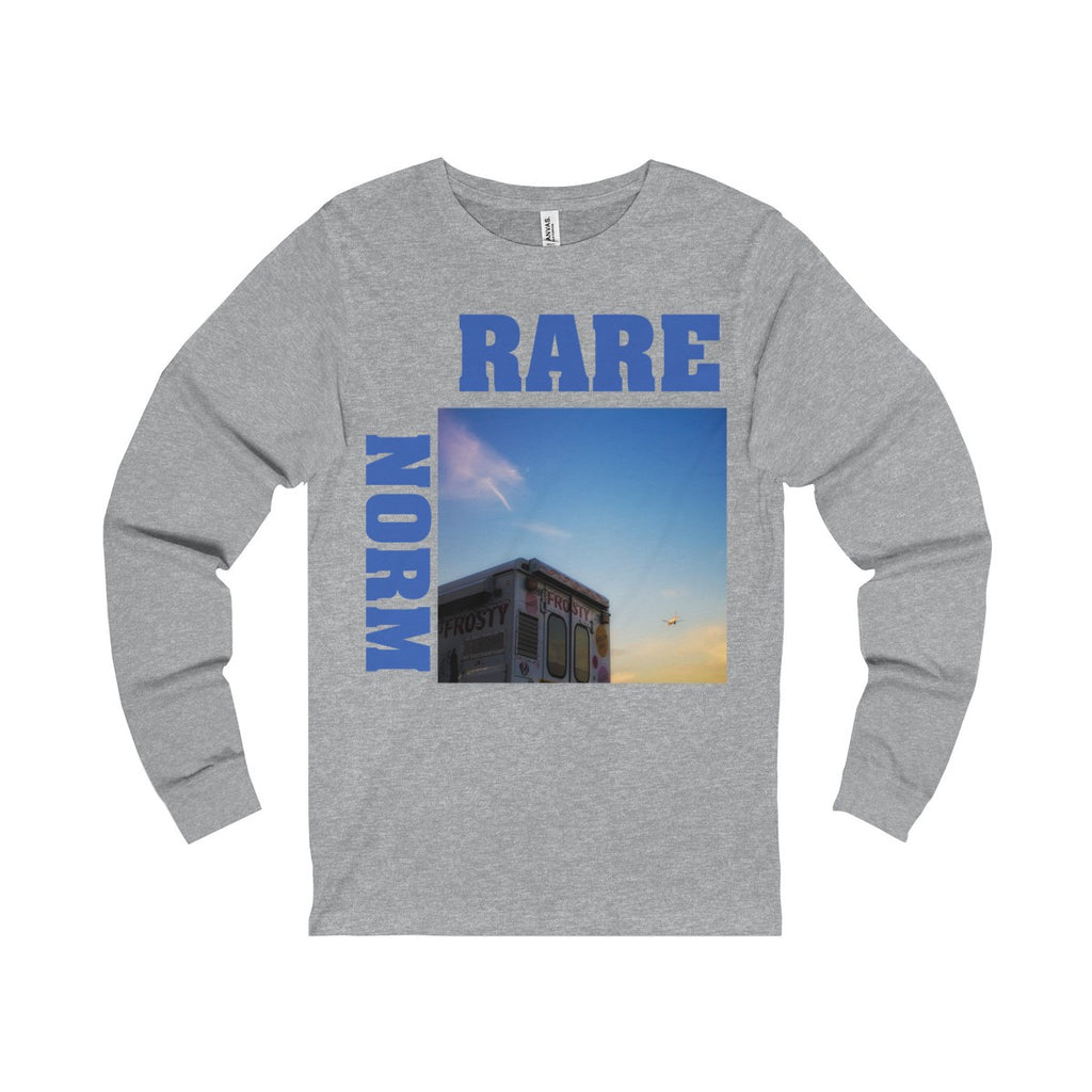 Beach Vibes Long Sleeve Tee - Rare Norm