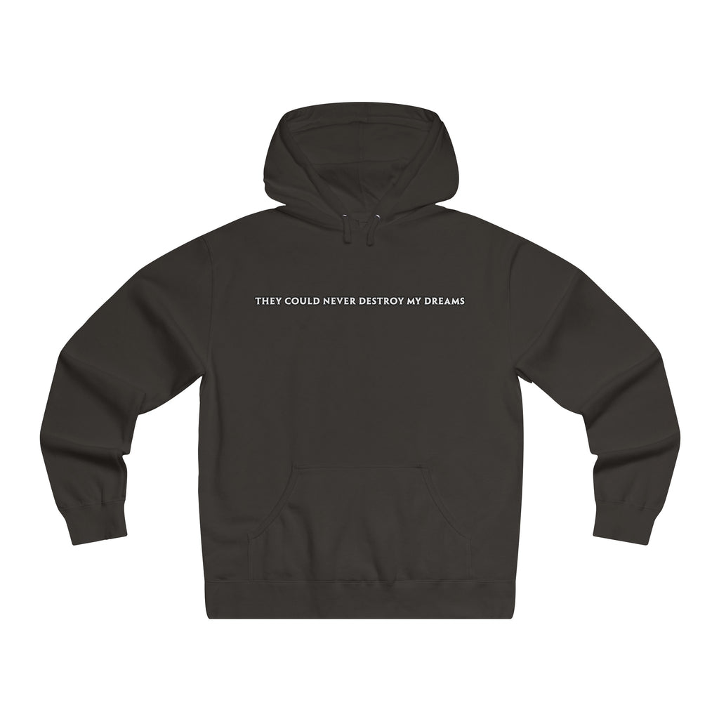 Never Destroy My Dreams Sweatshirt - Rare Norm