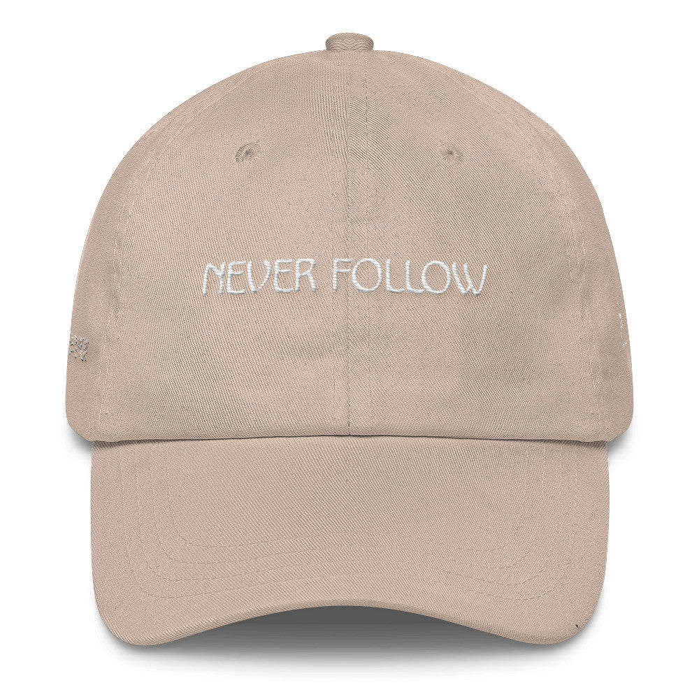Never Follow Dad Cap - Rare Norm