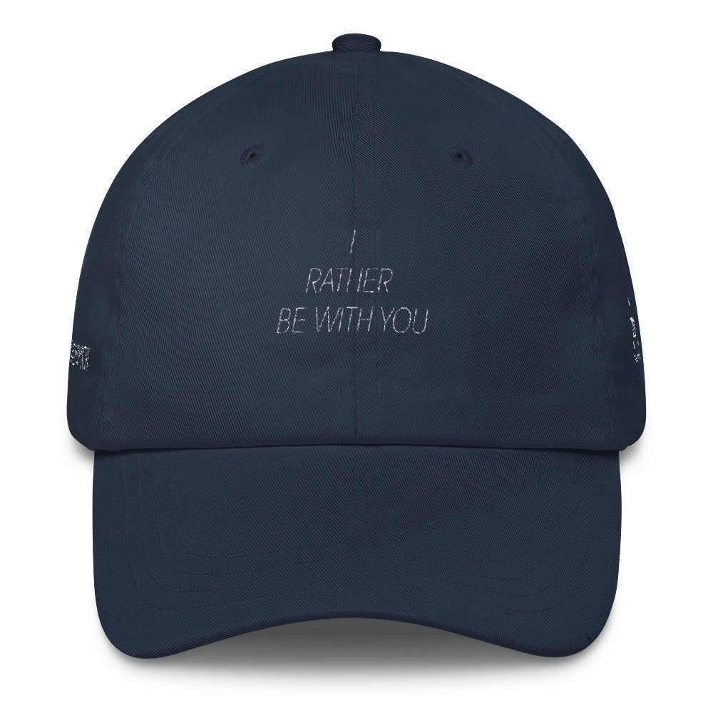 I Rather be with you Cap - Rare Norm