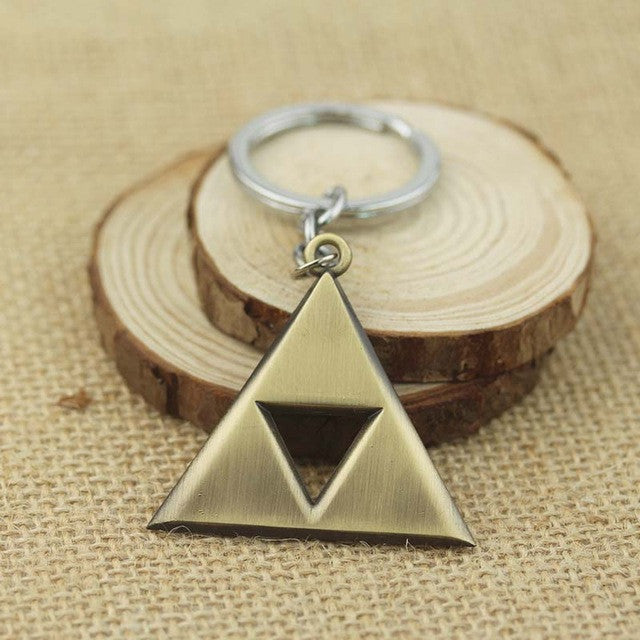 The Legend of Zelda Metal Pendant Necklace Free - Rare Norm