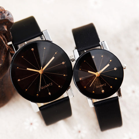 His & Her Quartz Watch - Rare Norm