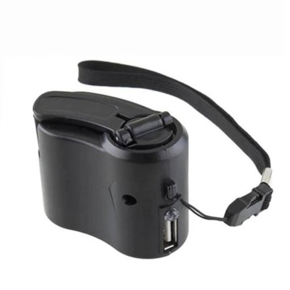 Hand Crank USB Cell Phone Charger