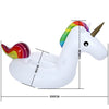 Giant Inflatable Unicorn Pool Floatie