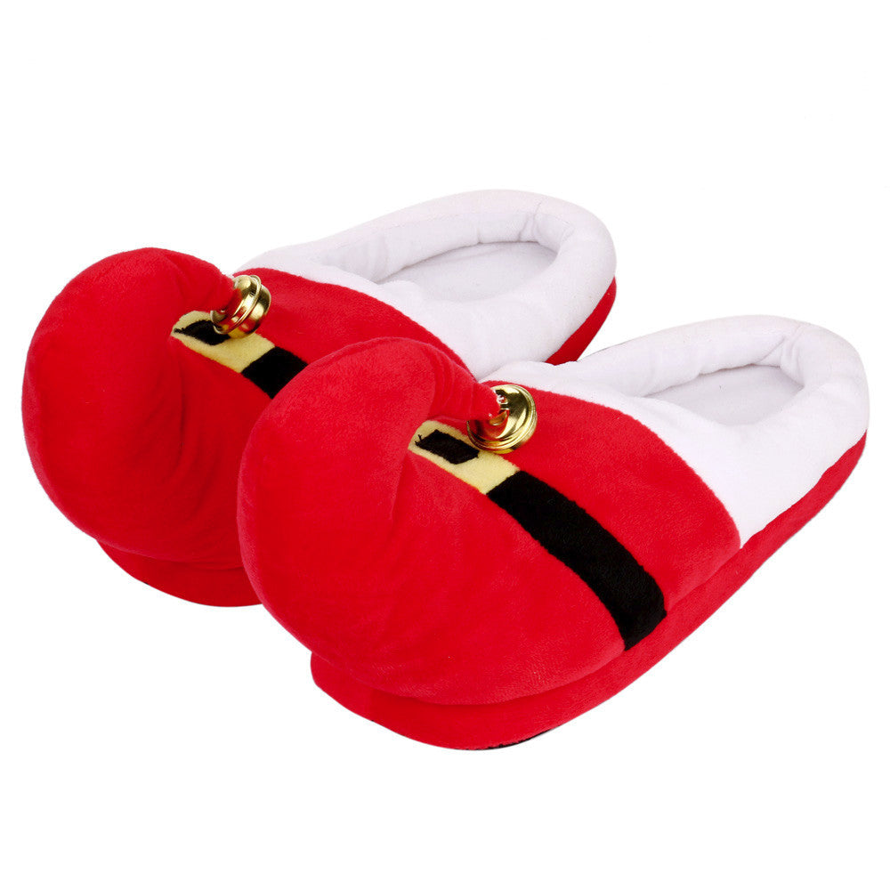 Christmas Elf Slippers