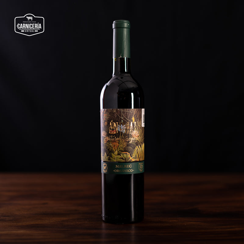 Animal Malbec 100% De Ernesto Catena