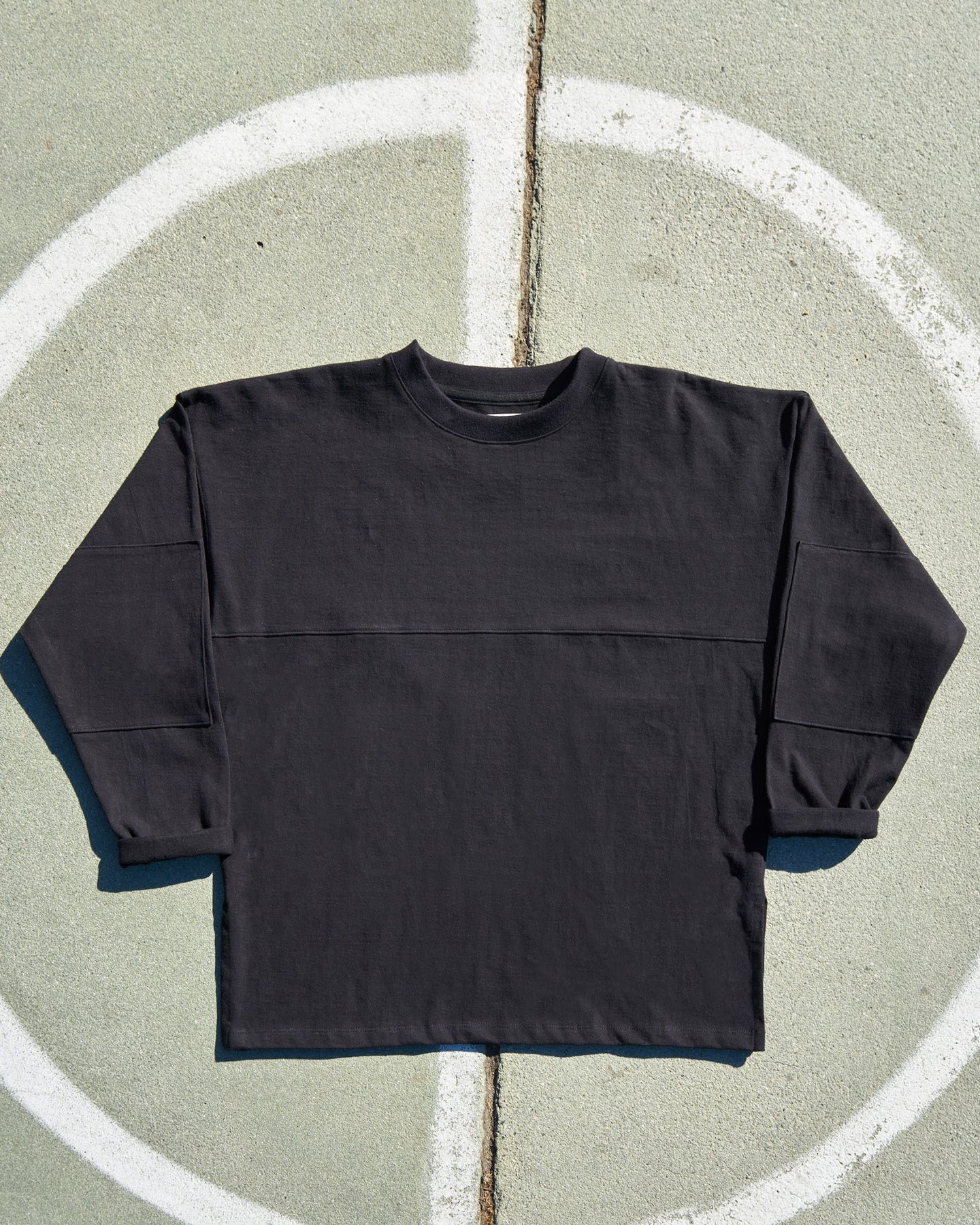 RODRIGUEZ LONG SLEEVE IN BLACK