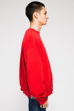 CHAMPION SWEATER IN RED LK1