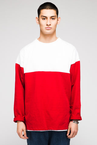 RODRIGUEZ LONG SLEEVE IN RED