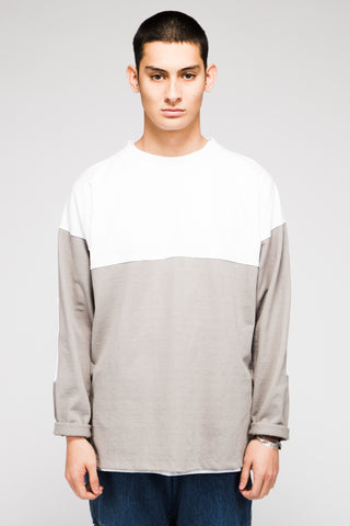 RODRIGUEZ LONG SLEEVE IN GREY
