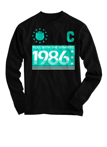 Winners Clothing | Cool Tees | RWTWS 2.0 Teal, White & Black